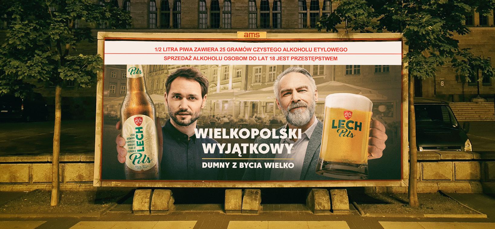 Niecodzienna codzienność Wielko Pilsa - billboard
